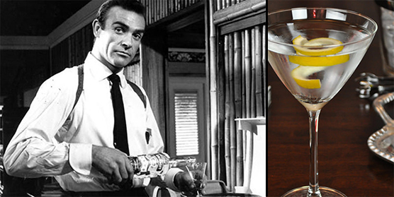 James-Bond-Sean-Connery-Martini-cocktail