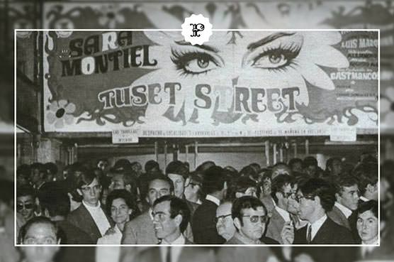 Platea-de-cine-Tuset-Street