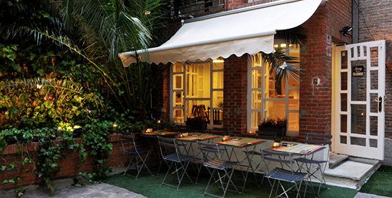 Los oasis de la capital las mejores terrazas patios y for Patios y terrazas